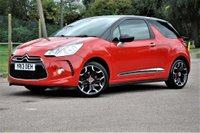 USED 2013 13 CITROEN DS3 1.6 VTi DStyle Plus 3dr 3 MONTHS AA WARRANTY