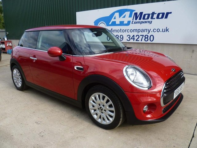2016 16 MINI HATCH ONE 1.2 One (s/s) 3dr