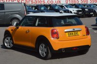 USED 2014 14 MINI HATCH COOPER 1.5 Cooper (s/s) 3dr GREAT SPEC, PEPPER PACK