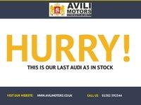 USED 2015 65 AUDI A3 2.0 TDI SE TECHNIK 5d 148 BHP