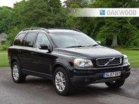 2007 VOLVO XC90 2.4 D5 SE 5d AUTO 183 BHP £6495.00