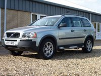 USED 2004 53 VOLVO XC90 2.4 D5 SE 5d AUTO 161 BHP www.suffolkcarcentre.co.uk - Located at Reydon