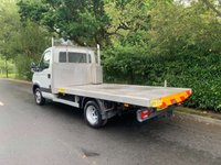 USED 2014 14 IVECO DAILY 3.0 LTR 150 BHP 50C15 DROPSIDE FLAT BED TRUCK 1 OWNER 80K