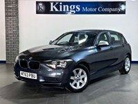 2014 BMW 1 SERIES 1.6 114D Efficient ES 5dr £6790.00