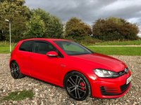 USED 2013 63 VOLKSWAGEN GOLF 2.0 GTD 3d 182 BHP