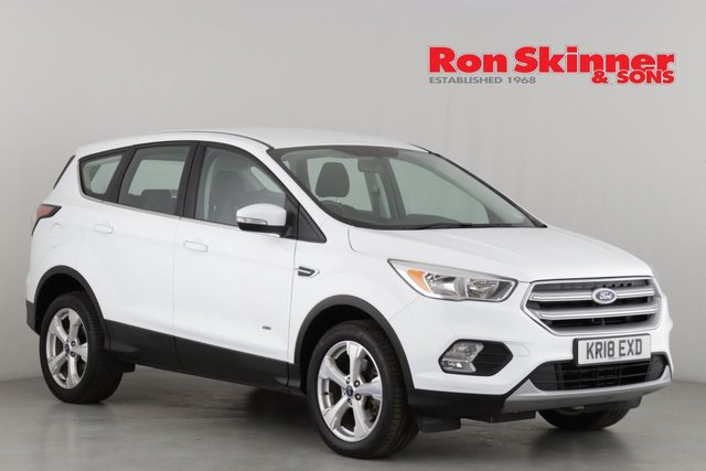 View our 2018 18 FORD KUGA 2.0 ZETEC TDCI 5d 148 BHP