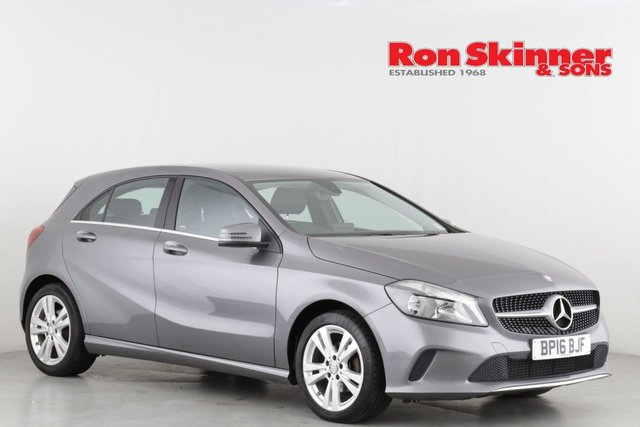 View our 2016 16 MERCEDES-BENZ A-CLASS 1.5 A 180 D SPORT 5d 107 BHP
