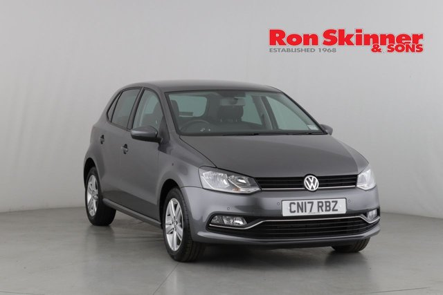 View our 2017 17 VOLKSWAGEN POLO 1.2 MATCH TSI DSG 5d AUTO 89 BHP
