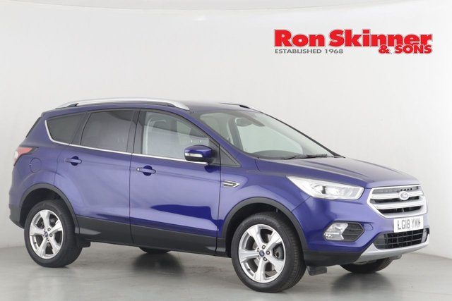 View our 2018 18 FORD KUGA 1.5 TITANIUM TDCI 5d 118 BHP