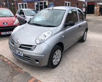 USED 2006 06 NISSAN MICRA 1.2 S 3d 80 BHP