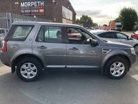 USED 2011 11 LAND ROVER FREELANDER 2.2 SD4 GS 5d AUTO 190 BHP ***AUTOMATIC***