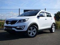 2013 KIA SPORTAGE 2 1.7 CRDI 5d 114 BHP £6995.00
