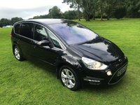 USED 2011 61 FORD S-MAX 1.6 TITANIUM TDCI S/S 5d 115 BHP **EXCELLENT FINANCE PACKAGES**7 SEATER**BLUETOOTH**FRONT + REAR PARKING SENSORS**