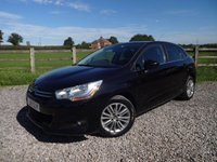 USED 2011 61 CITROEN C4 1.6 VTR PLUS HDI 5d 91 BHP ONLY 2 OWNERS FROM NEW WITH COMPREHENSIVE SERVICE HISTORY