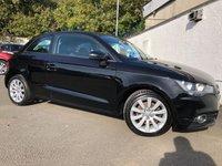 2011 AUDI A1 1.6 TDI SPORT 3d 103 BHP £6795.00