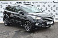 USED 2018 18 FORD KUGA 1.5 ST-LINE 5d AUTO 180 BHP 4X4 DRIVER PACK