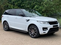 USED 2014 14 LAND ROVER RANGE ROVER SPORT 3.0 SDV6 HSE DYNAMIC 7 SEATER 5dr AUTO 288 BHP One Owner