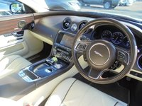 USED 2010 60 JAGUAR XJ 3.0 JAGUAR XJ D V6 PORTFOLIO 3.0 DIESEL AUTOMATIC SALOON