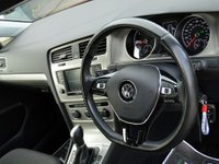 USED 2016 16 VOLKSWAGEN GOLF 1.6 MATCH EDITION TDI BMT DSG 5d AUTO 109 BHP ONLY 1 OWNER FROM NEW LOW MILEAGE AUTOMATIC WITH FSH