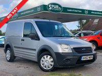 USED 2012 62 FORD TRANSIT CONNECT 1.8 T220 LR 1d 74 BHP NO VAT, Only 54,000 Miles, Finance Arranged.