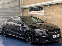 USED 2014 14 MERCEDES-BENZ CLA 1.6 CLA180 AMG Sport Coupe 4dr Petrol 7G-DCT (125 g/km, 122 bhp) +FULL SERVICE+WARRANTY+FINANCE