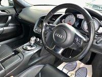 USED 2007 57 AUDI R8 4.2 FSI V8 Coupe 2dr Petrol R Tronic quattro (325 g/km, 415 bhp) +FULL SERVICE+WARRANTY+FINANCE