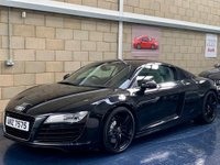 USED 2007 AUDI R8 4.2 FSI V8 Coupe 2dr Petrol R Tronic quattro (325 g/km, 415 bhp) +FULL SERVICE+WARRANTY+FINANCE