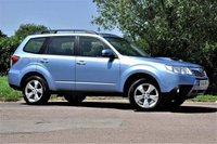 USED 2011 61 SUBARU FORESTER 2.0 TD XC 4x4 5dr 4x4 maintained regardless