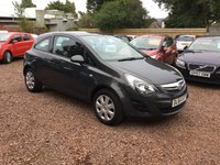 USED 2015 64 VAUXHALL CORSA 1.2 DESIGN AC 3d 83 BHP GREAT LOW MILEAGE EXAMPLE