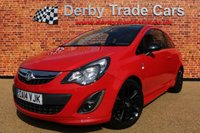 2014 VAUXHALL CORSA 1.2 Limited Edition 3dr £4990.00