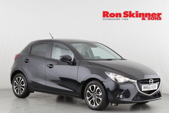 View our 2017 66 MAZDA 2 1.5 SPORT NAV 5d 89 BHP