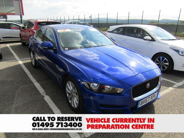 JAGUAR XE at Ron Skinner and Sons