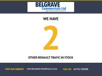 USED 2015 64 RENAULT TRAFIC 1.6 LL29 BUSINESS DCI S/R P/V 1d 115 BHP