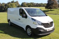 2014 RENAULT TRAFIC 1.6 LL29 BUSINESS DCI S/R P/V 1d 115 BHP £7500.00