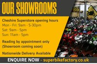 USED 2007 07 APRILIA RSV1000 ALL TYPES OF CREDIT ACCEPTED. GOOD & BAD CREDIT ACCEPTED, OVER 700+ BIKES IN STOCK