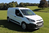 2017 FORD TRANSIT CONNECT 1.5 210 P/V 1d 100 BHP £8500.00