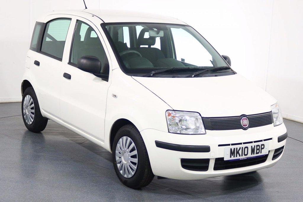 USED 2010 10 FIAT PANDA 1.1 ACTIVE ECO 5d 54 BHP £30 ROAD TAX I CHEAP INSURANCE