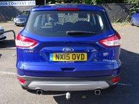 USED 2015 15 FORD KUGA 2.0 ZETEC TDCI 5d 148 BHP SERVICE HISTORY *£140 ROAD TAX *AWD *