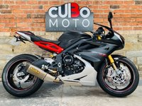 USED 2015 65 TRIUMPH DAYTONA 675 675 R ABS  Arrow Exhaust System