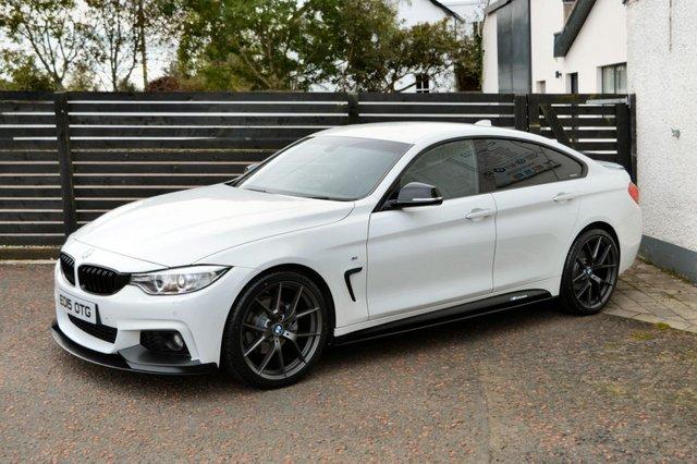 2015 15 BMW 4 SERIES 2.0 420D M SPORT GRAN COUPE 4d AUTO