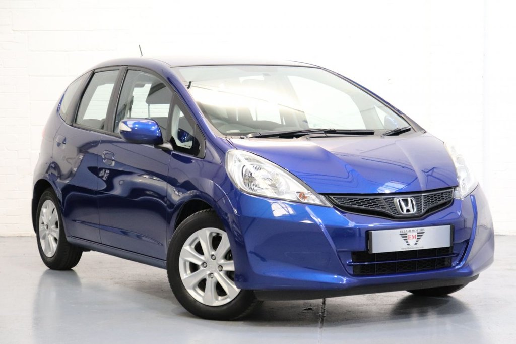 USED 2012 62 HONDA JAZZ 1.3 I-VTEC ES 5d 99 BHP Honda Jazz 1.4 i-VTEC ES 5dr, Full Honda Service History