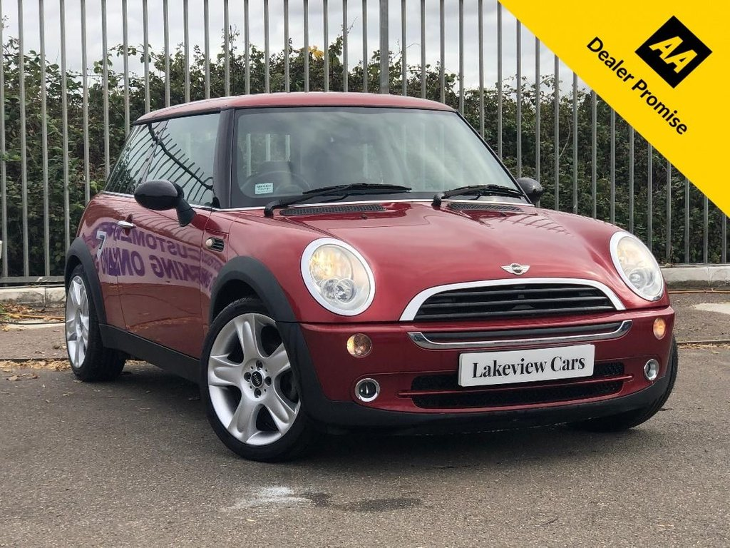 USED 2006 MINI HATCH ONE 1.6 ONE SEVEN 3d 89 BHP