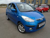 USED 2009 09 HYUNDAI I10 1.2 COMFORT 5d AUTO 77 BHP 9 SERVICES! LOVELY AUTOMATIC!