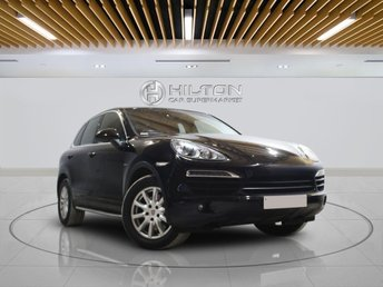 Used Porsche Cayenne for sale in Leighton Buzzard