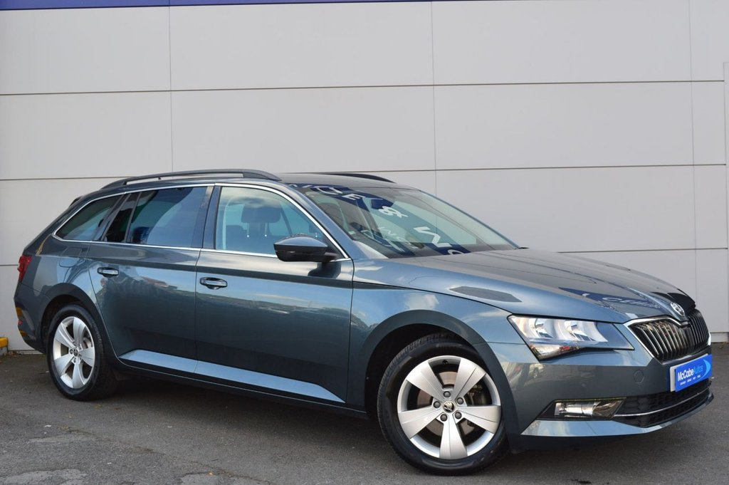 USED 2016 SKODA SUPERB 2.0 SE BUSINESS TDI 5d 148 BHP