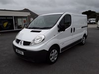 USED 2011 11 RENAULT TRAFIC 2.0 SL27 DCI 115 BHP