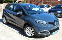 USED 2013 63 RENAULT CAPTUR 0.9 EXPRESSIONPLUS CONVENIENCE ENERGYTCE S/S 5d 90 BHP **** FULL SERVICE HISTORY * £30 ROAD TAX ****