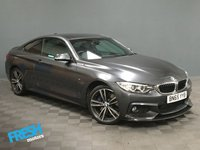USED 2015 65 BMW 4 SERIES 3.0 430D XDRIVE M SPORT 2d * 0% Deposit Finance Available