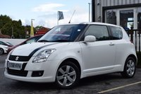 USED 2008 58 SUZUKI SWIFT 1.5 GLX 3d 90 BHP Full Service History With 6 stamps