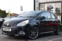 USED 2011 11 VAUXHALL CORSA 1.6 VXR 3d 189 BHP Full Service History With 7 Stamps